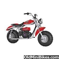 firehawk mini bike