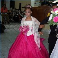 mexican quinceanera dress
