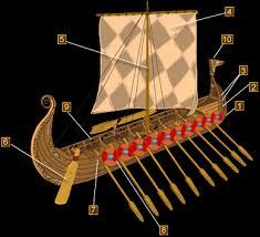 longships vikings
