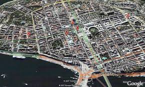 google maps sweden