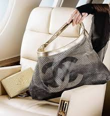 chanel metallic