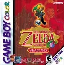 game boy color zelda