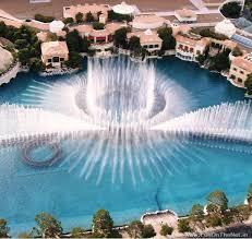 bellagio las vegas fountain