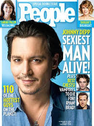 people magazine sexiest