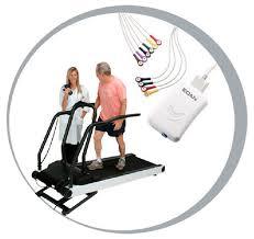 ecg treadmill