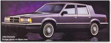 1988 dodge dynasty