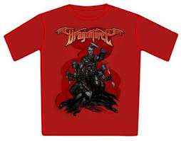 dragonforce tshirts