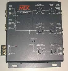 crossover mtx