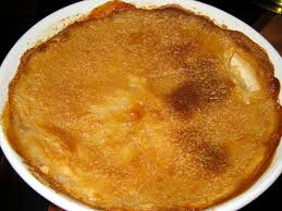 baked rice pudding