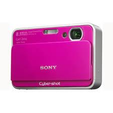 sony digital cameras pink