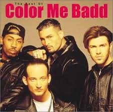 color me badd cd