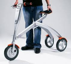 honda electric moped