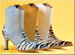 botas vaqueras para mujer