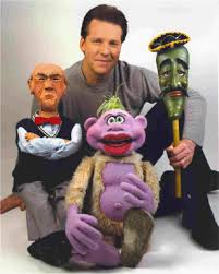 Jeff Dunham Arguing with