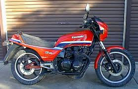 1982 kawasaki gpz 550