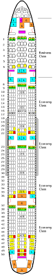 boeing 777 200 300 seating