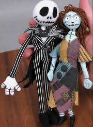 a nightmare before christmas characters