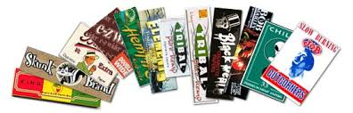 colored rolling papers