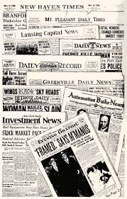 images of newspapers
