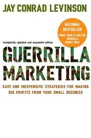 guerilla marketing books