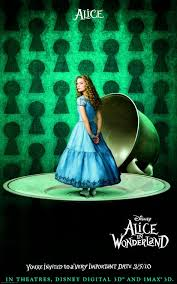 alice in the wonderland 3d