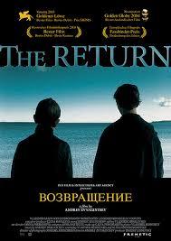 the return film
