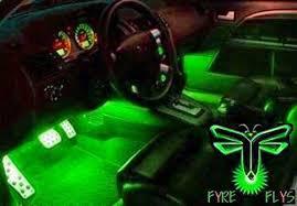 automobile interior lights
