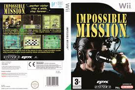 impossible mission ps2