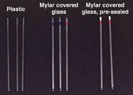 hematocrit tubes
