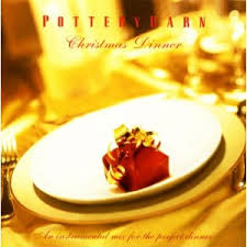 pottery barn christmas cd