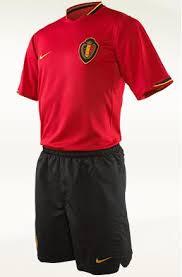 belgium jersey