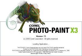 photopaint x3