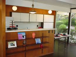 mid century kitchens