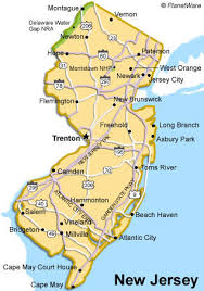 map of nj towns
