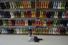 mexican botas