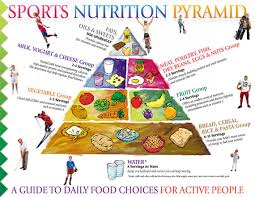 the nutrition pyramid