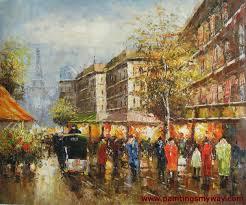 parisian paintings