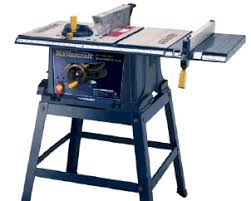 mastercraft table saws