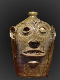face jug pottery