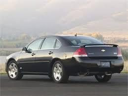 new chevrolet impala