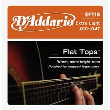 d addario acoustic