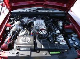 cold air intake mustang