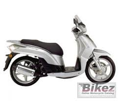 kymco people scooter