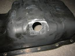 honda oil pan