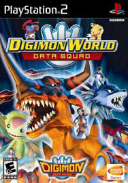 digimon data squad games