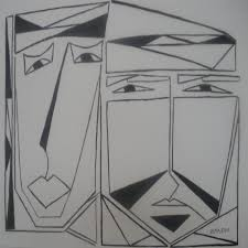 cubism faces