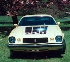 1974 camaro z 28