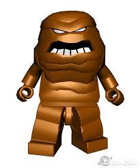 batman lego clayface