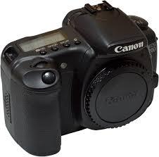 canon 20 d body