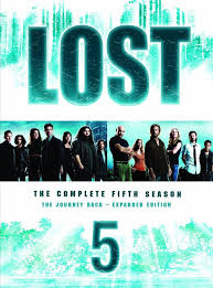 dvd lost season 5